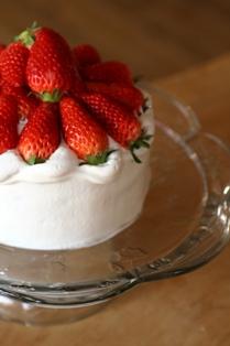 0326 卒園記念のケーキ