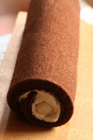 0414  バナナチョコロール