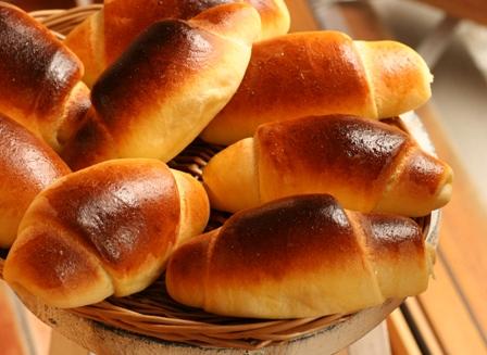 090708 米粉ロールパン
