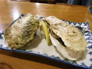 10-2-22 牡蠣おもて