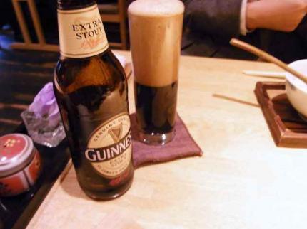 10-2-23 黒ビール
