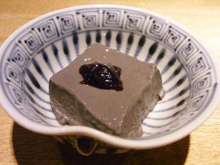 10-2-23 胡麻豆腐