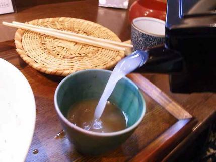 10-3-5 蕎麦湯