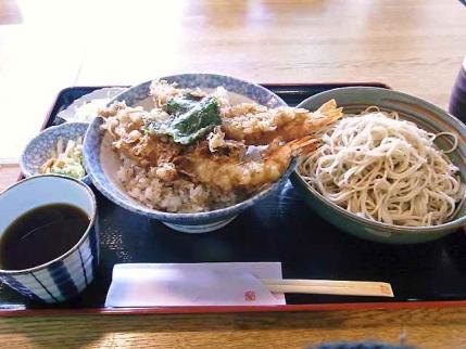 10-3-11 天丼セット