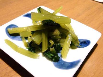10-3-15夜 山葵菜
