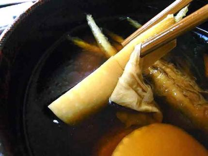 10-3-21 若竹汁筍