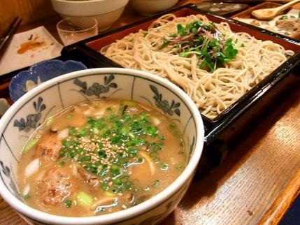 10-4-2 鶏味噌そば