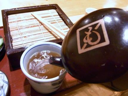 10-4-18 蕎麦湯