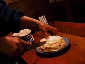 10-4-25 デザート ビスキ切り