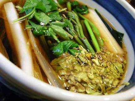 10-4-28 山菜汁