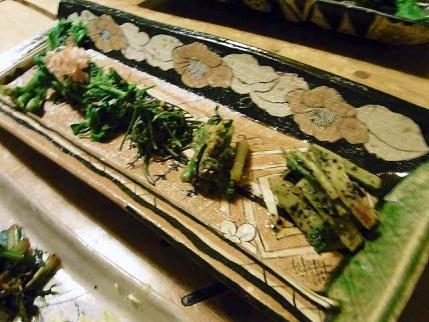 10-5-26 山菜