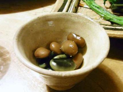 10-5-26 浸し豆