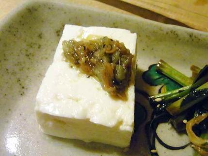 10-5-26 前菜豆腐