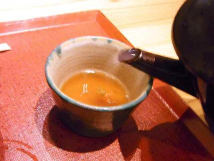10-6-25 蕎麦湯