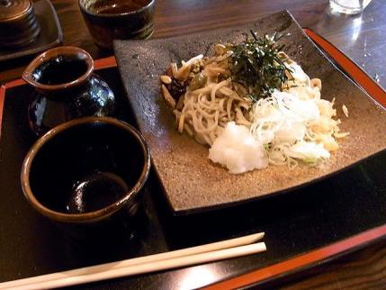 10-7-5 山菜そば