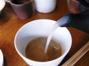 10-7-12 蕎麦湯