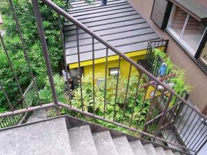 10-8-21 入り口1階段