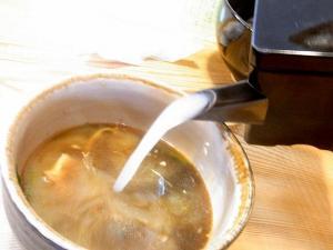 10-8-29 蕎麦湯