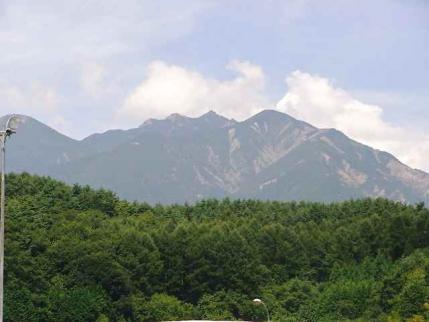 10-9-2 行き八ヶ岳