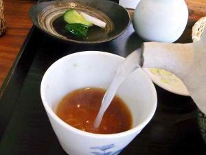 10-9-6 蕎麦湯