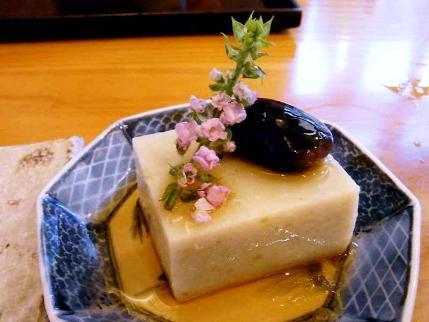 10-9-23 蕎麦豆腐