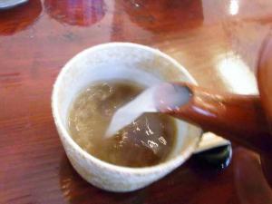 10-10-6 蕎麦湯そそぎ