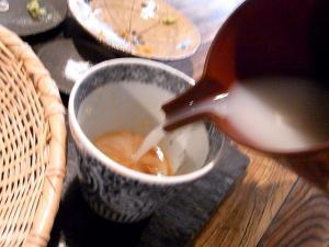 10-10-20 蕎麦湯