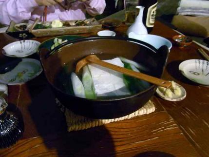 10-10-23 湯豆腐