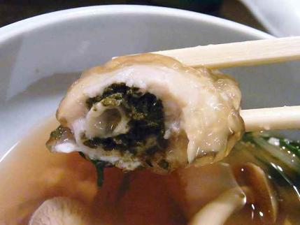 10-10-28 牡蠣鍋牡蠣たべ