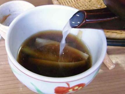 10-11-04 蕎麦湯