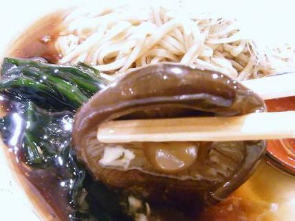 10-11-16 あんかけ椎茸