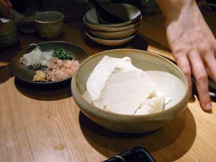10-11-29 ざる豆腐