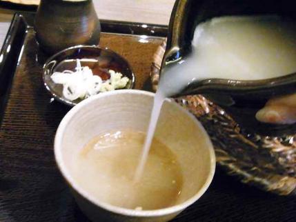 10-11-30 蕎麦湯そそぎ