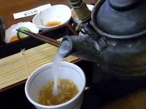 10-12-10 蕎麦湯