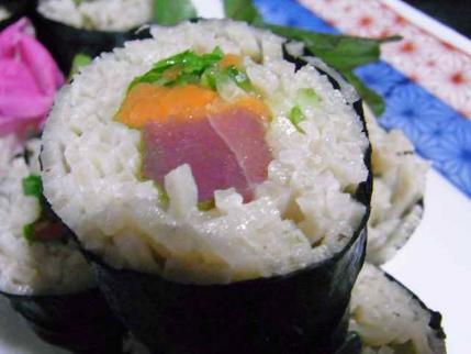 10-12-192 そば寿司まぐろ
