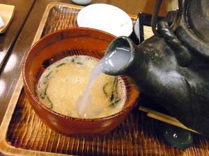 11-1-12 蕎麦湯