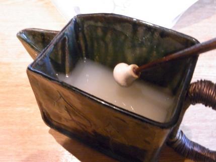 11-1-24 蕎麦湯