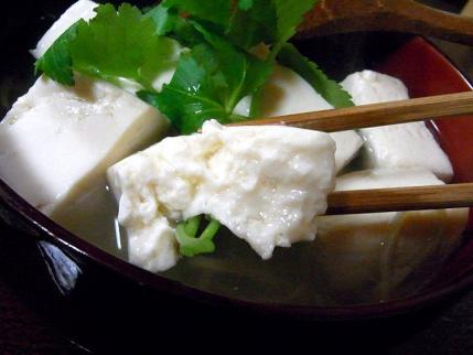 11-1-26 煮やっこ豆腐
