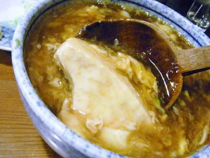 11-71-28 買い玉豆腐たべ