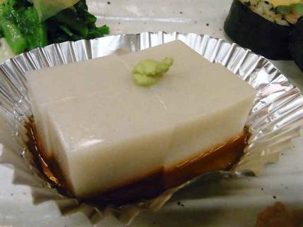 11-2-9 前菜蕎麦豆腐
