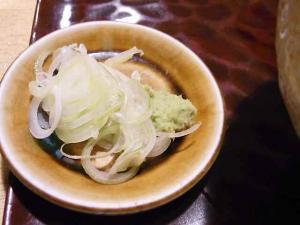 2011-2-22 玉子とじ 薬味