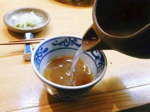 11-2-23 蕎麦湯