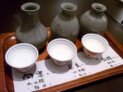 11-2-24夜 三燗酒
