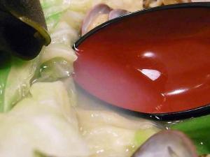 11-3-15 あさりのスープ
