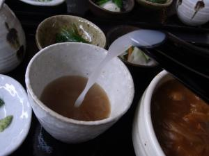 11-3-20 蕎麦湯