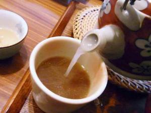 11-3-26 蕎麦湯