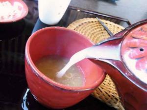 11-4-30 蕎麦湯