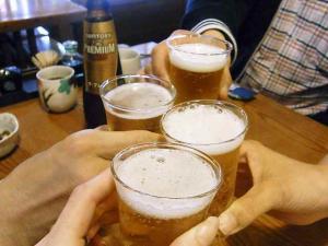 11-5-7 乾杯