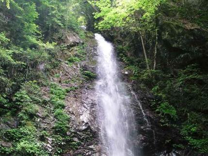 11-6-5 ハイキング滝3