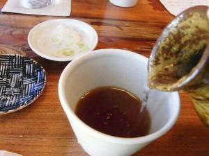 11-6-9 蕎麦湯